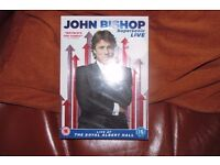 John Bishop Supersonic Live DVD BNIP