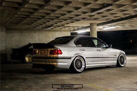 BMW 330 diesel Msport