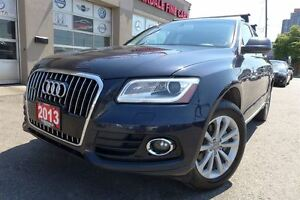 2013 Audi Q5 2.0T Premium Plus, Navigation, Rear Camera