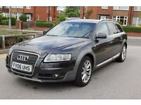 Audi A6 All Road Quattro 2.7 Automatic , Sat Nav, Electronic Sunroof long MOT , Service History