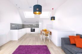 **STUNNING TWO BEDROOM**BROOK GREEN**£430p/w**