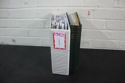 CKStamps: Decent Mint & Used GB Stamps & Covers Collection In 2 Binders, Some NH