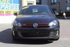 2012 Volkswagen GTI TOIT OUV,SIEGE CHAUFF,CAMERA DE RECUL