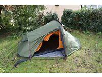 Vango Banshee 300 - 3 man tent + groundsheet