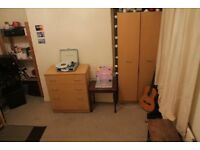 Room to rent in student house