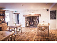 Commis Chef needed for busy Cowbridge dining pub