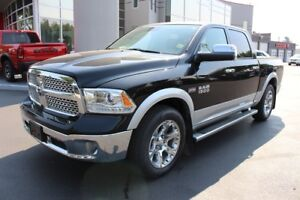 2015 RAM 1500 Laramie - Air Ride - Sunroof - Navigation