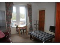 One bedroom flat west end, easy access to universities and Ninewells.