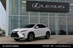 2016 Lexus RX 350 LUXURY PACKAGE * NAVIGATION BLIND SPOT MONITOR