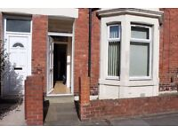 Spacious four bedroom house in Cardigan Terrace, Heaton available now!