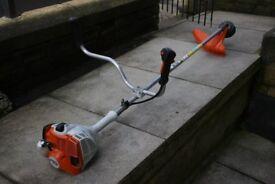 Brand New Stihl FS 56 C-E 27cc Petrol Strimmer Cow Horn Handle ErgoStart Brush Cutter