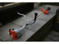 Brand New Stihl FS 56 C-E 27cc Petrol Strimmer Cow Horn Handle ErgoStart Brush Cutter