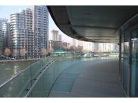 3 bed apartment + terrace + gym&pool&sauna access Arena Tower Baltimore Wharf E14 Canary Wharf JS