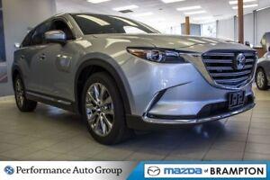 2017 Mazda CX-9 SIGNATURE, WOOD TRIM , NAPA LEATHER