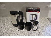 Morphy Richards electric travel kettle