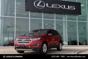 2016 Ford Edge SEL ECOBOOST * NAVIGATION PANORAMIC ROOF