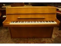 Steingraeber upright piano - UK delivery available