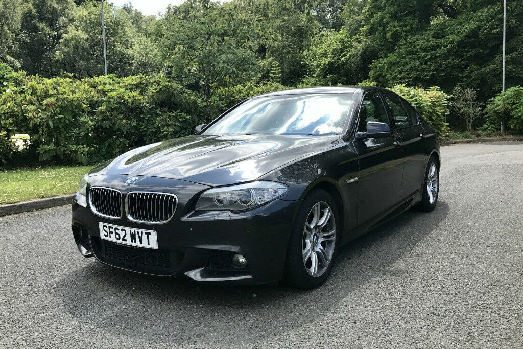 BMW D Twin Turbo Diesel MSport Auto In Rotherham South - 2013 bmw 535d