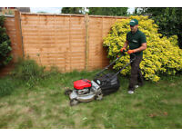 Professional Gardeners in Brighton ~ A Wide Range of Services ~ FREE quotes