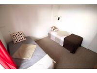 M/(34A) BEAUTIFUL TWIN ROOM IN KENTISH TOWN ALL INCLUSIVE OCCASION OF TODAY