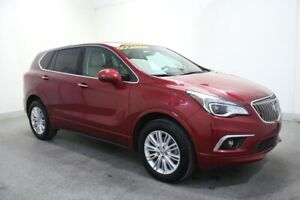 2017 Buick Envision AWD LEATHER+CUIR+B.CHAUF+CAM.RECUL+É.TACT+BT