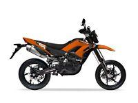 KSR Moto TW 125cc - 2yrs Parts & Labour Warranty - Finance Available
