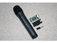 Sennheiser G2 EW300 Handheld Microphone spares/repair