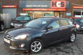Ford Focus 1.6 TI-VCT ( 125ps ) Zetec - 1 Yr MOT, Warranty & AA Cover.