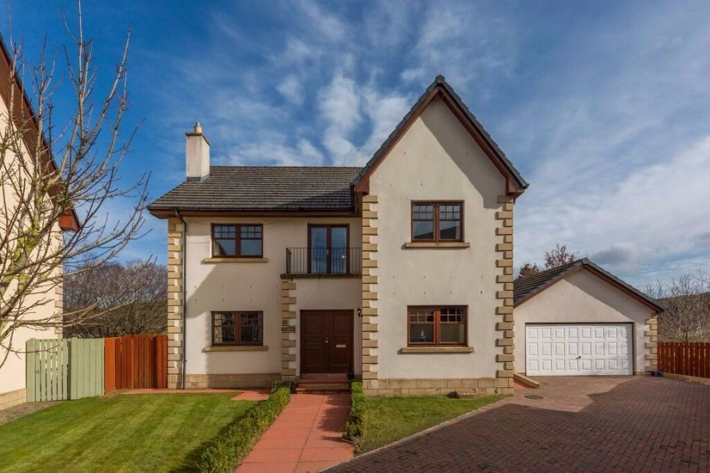 Garden Furniture Edinburgh 5 bedroom detached house with beautiful commute drive to edinburgh