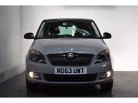 SKODA FABIA 1.2 REACTION 12V 5d 68 BHP (grey) 2013