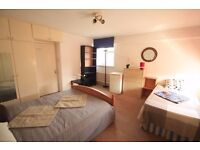 AMAZING TWIN ROOM IN SWISS COTTAGE UNMISSABLE PRICE 220PW !!!!EXTRA LARGE !!!