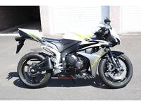 Honda CBR600RR only 1000miles