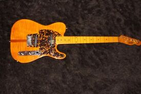 Sale or Trade - Madcat Prinz Telecaster - Korean Custom Build