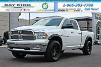 2012 Ram 1500 SLT 4x4 Quad Cab | Upgraded wheels, Flares and mor