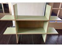 Wall Shelf Unit/Chair/CD or Book Shelf