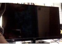 BAUER 31'5 LED TV (10/10 CONDITION)