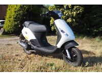 Piaggio ZIP 2T 50cc Scooter - September 2014