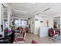 Hair stylist required/ beauty room for rent