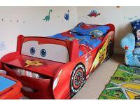 Lightning McQueen bed