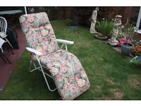 Cushioned Garden/Patio Chairs