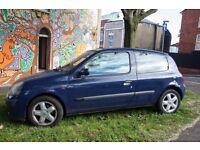 Renault Clio Dynamique 1.2 (2002)