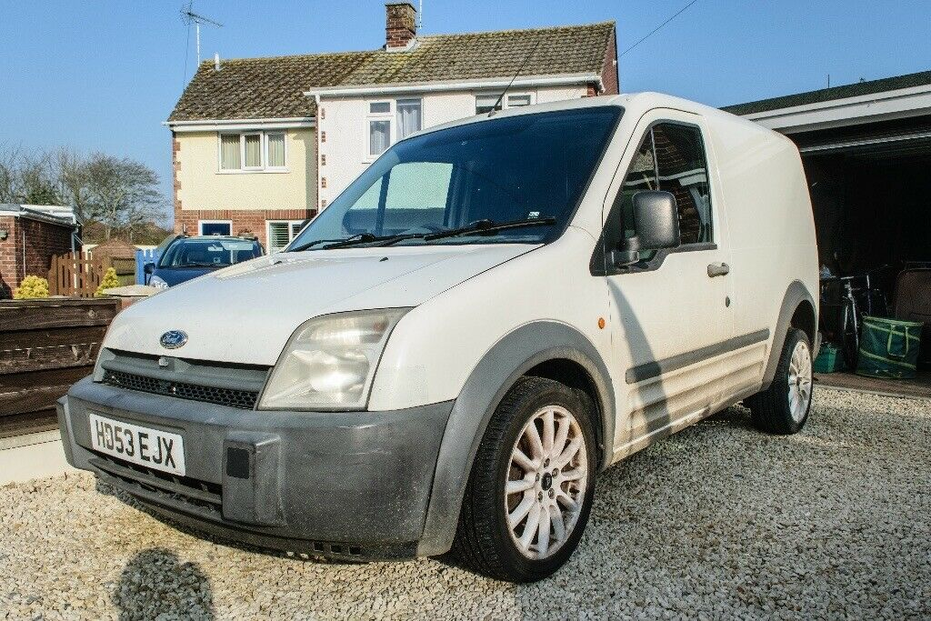 3be116a1f0 Ford Transit Connect Van - 1.8TDCi (2003)