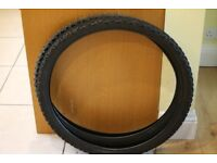Pair of Kenda MTB Tyres, 26 x 2.1''