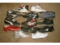 football boots (size 2)