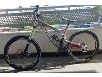 Downhill Bike 2014 Nukeproof Pulse Comp used only 8 times