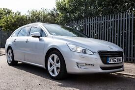 508 SW GT Top spec (with full options), Tow Bar, 204BHP, Pan roof, Auto, Leather Heated Seat, LED