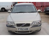 Volvo S80 2.4 D5 S 4dr DRIVES LIKE NEW