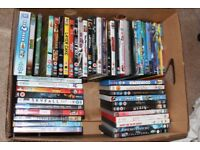 49 DVDs with wide variety