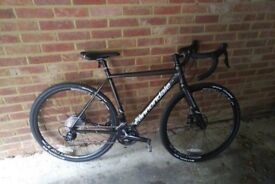 Cannondale CAADX 105 2017 Cyclocross Bike - Never Used! 54 Frame