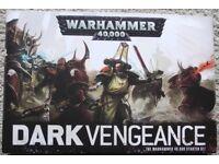 Warhammer Dark Vengeance 40,000 Starter Kit